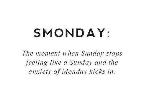 "Sunday Quotes. """