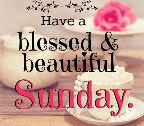 Sunday Quotes Beautiful