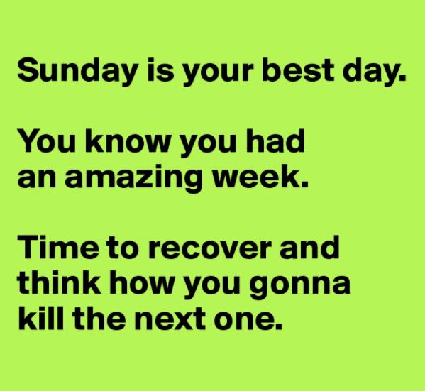 Sunday Quotes