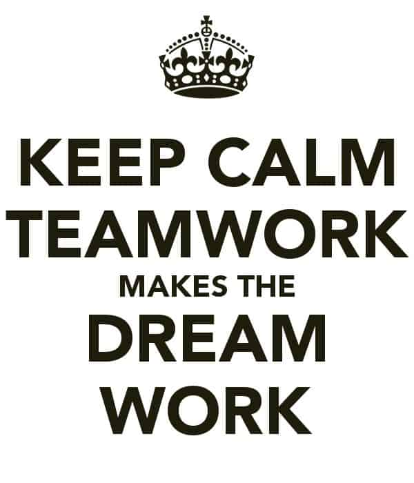 Positive Teamwork Quotes 60 Best Inspirational Teamwork Quotes With Images Positive Teamwork Quotes