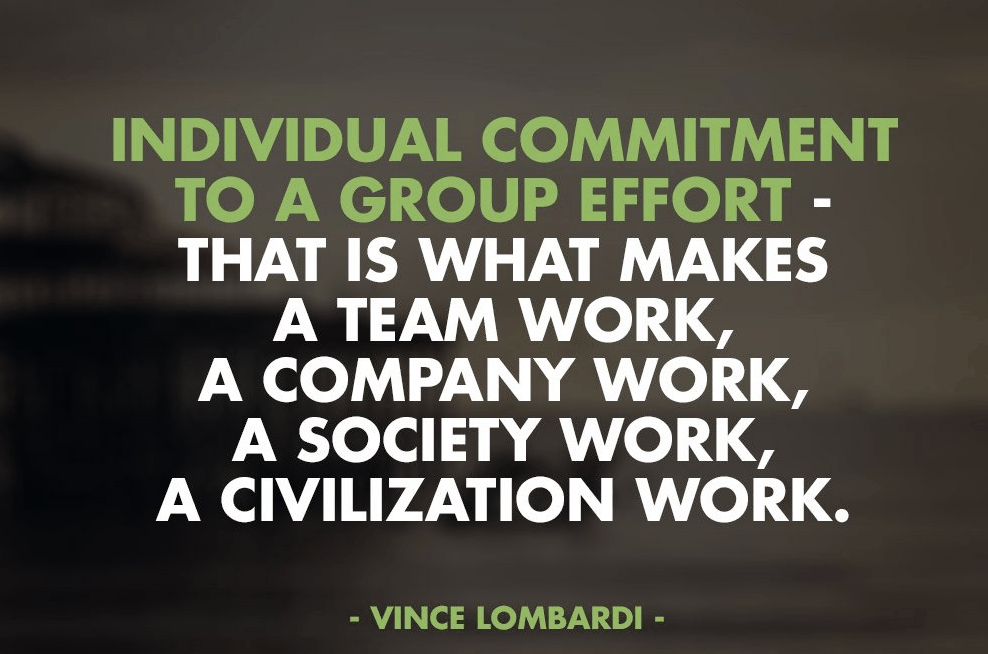 Teamwork Quotes For Work Endearing 60 Best Inspirational Teamwork Quotes With Images