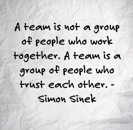 60 Best Inspirational Teamwork Quotes With Images Cool Together Quotes