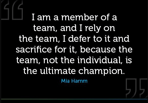 Teamwork Quotes. U201c