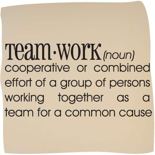Team building quotes for work