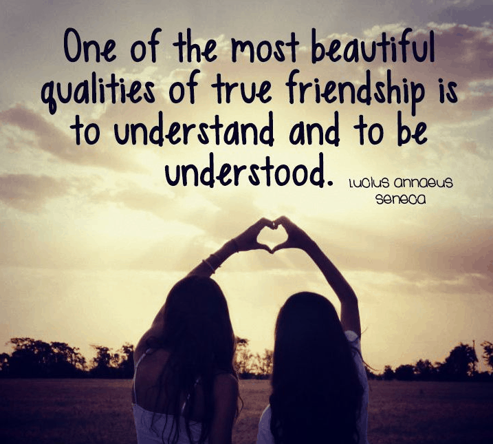 Quotes About True Friendship Stunning 80 Inspiring Friendship Quotes For Your Best Friend