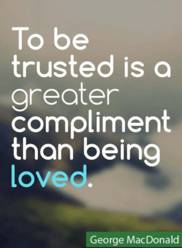 Trust Quotes Amazing Top 100 Quotes On Trust And Trust Issues