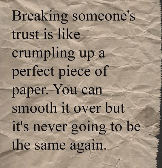 Trust Quotes Mesmerizing Top 100 Quotes On Trust And Trust Issues