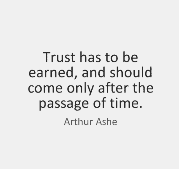 Best Quotes | Top 100 Quotes On Trust And Trust Issues