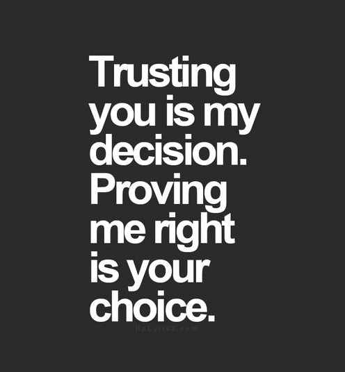 Trust Quotes For Her Top 100 Quotes On Trust And Trust Issues Trust Quotes For Her