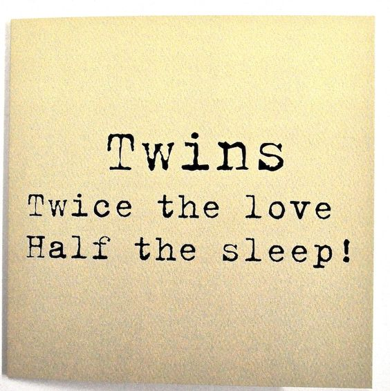 60 Best Funny And Cute Twin Quotes With Images Amazing Twin Quotes