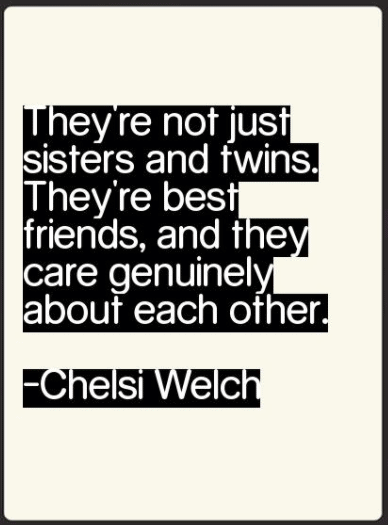60+ Best Funny And Cute Twin Quotes With Images