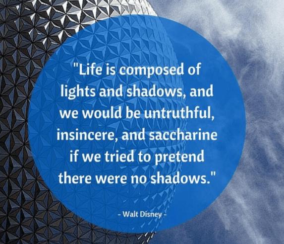 Walt Disney Quote On Life