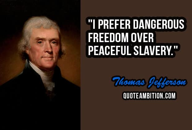 Top 100 Famous Thomas Jefferson Quotes