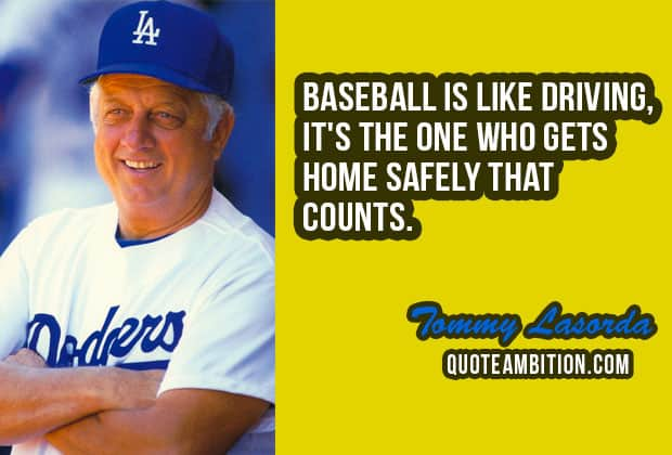 100 Famous Inspirational Baseball Quotes And Sayings