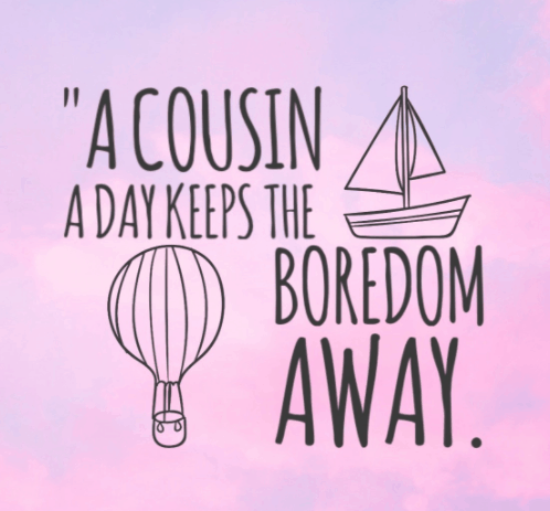 Best Cousin Quotes 40 Best Cousin Quotes And Sayings You'll Love Best Cousin Quotes