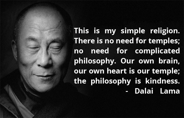 Top 110 Dalai Lama Quotes On Life Happiness And Love
