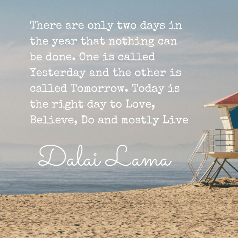 Top 110 Dalai Lama Quotes On Life, Happiness And Love Dalai Lama Quotes There Are Only Two Days