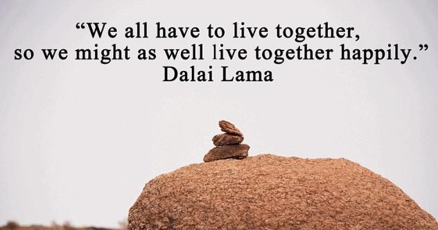 dalai lama saying