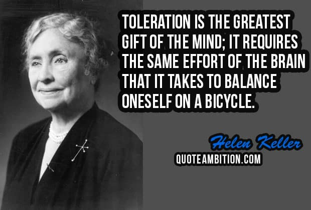 50 Famous Helen Keller Quotes