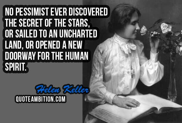 50 famous helen keller quotes helen keller quotes altavistaventures Images