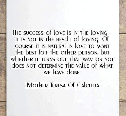 Mother Teresa Quotes Love Top 110 Mother Teresa Quotes And Sayings On Love & Life Mother Teresa Quotes Love