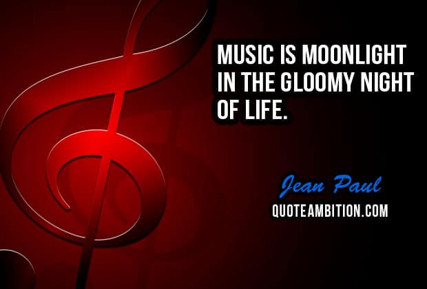 Music Is Life Quotes 120 Famous and Inspirational Music Quotes Music Is Life Quotes