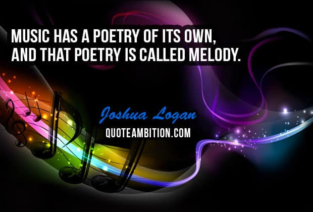 60 Famous And Inspirational Music Quotes Fascinating Quotes Music