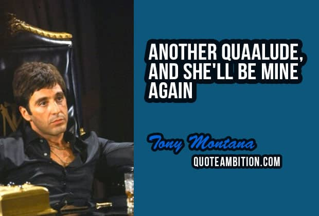 scarface quotes by tony montana