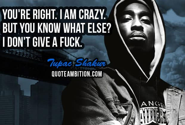 2pac Quotes New 48 Best Tupac Shakur Quotes On Life Love People