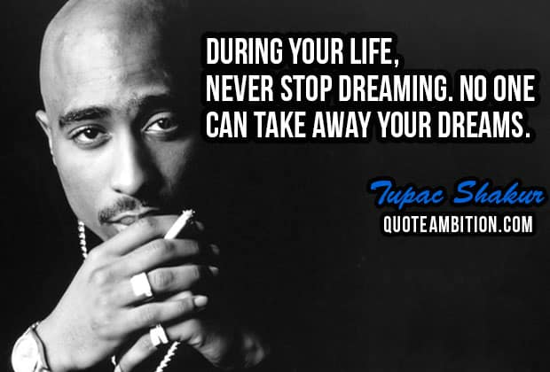 2pac Quotes Interesting 48 Best Tupac Shakur Quotes On Life Love People