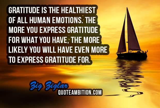 gratitude and grateful quotes