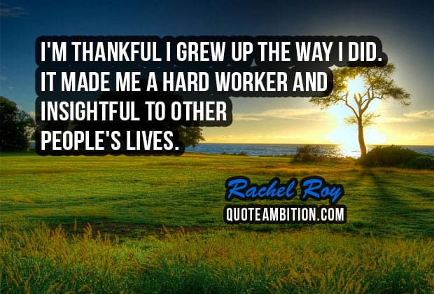 Be Thankful Quotes 6