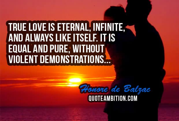 true and real love quotes
