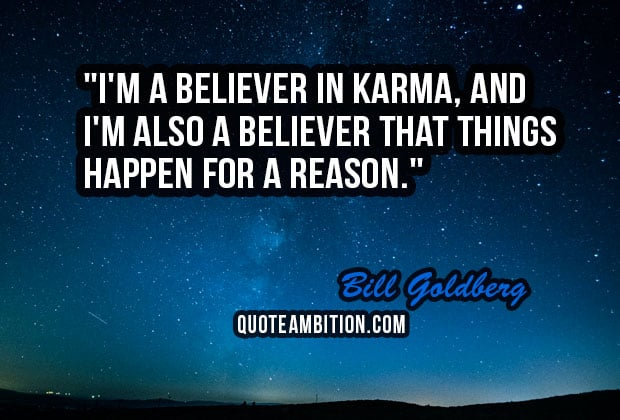 Best Karma Quotes And Sayings