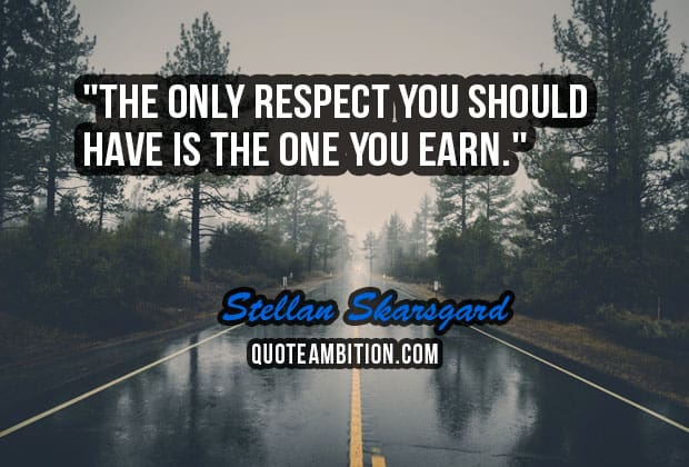 Top 60 Respect Quotes And Sayings Classy Quotes Respect