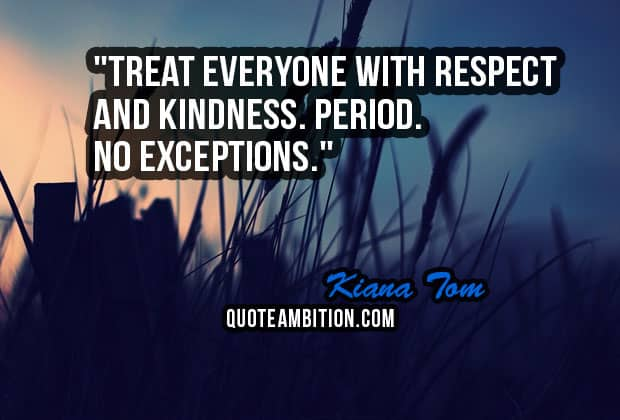 Top 100 Respect Quotes And Sayings