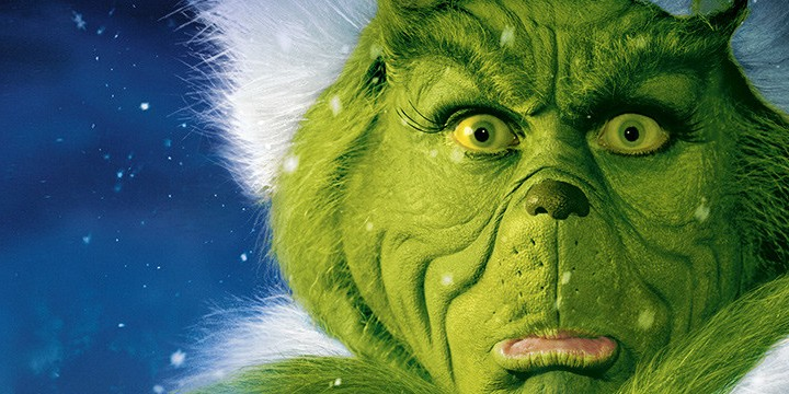 Grinch Quotes