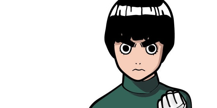 Rock Lee Quotes