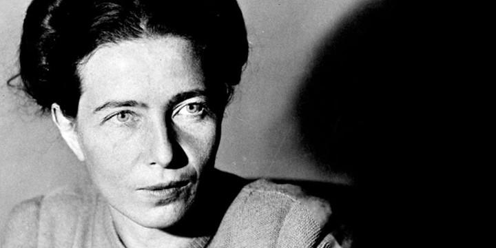 Simone de Beauvoir Quotes